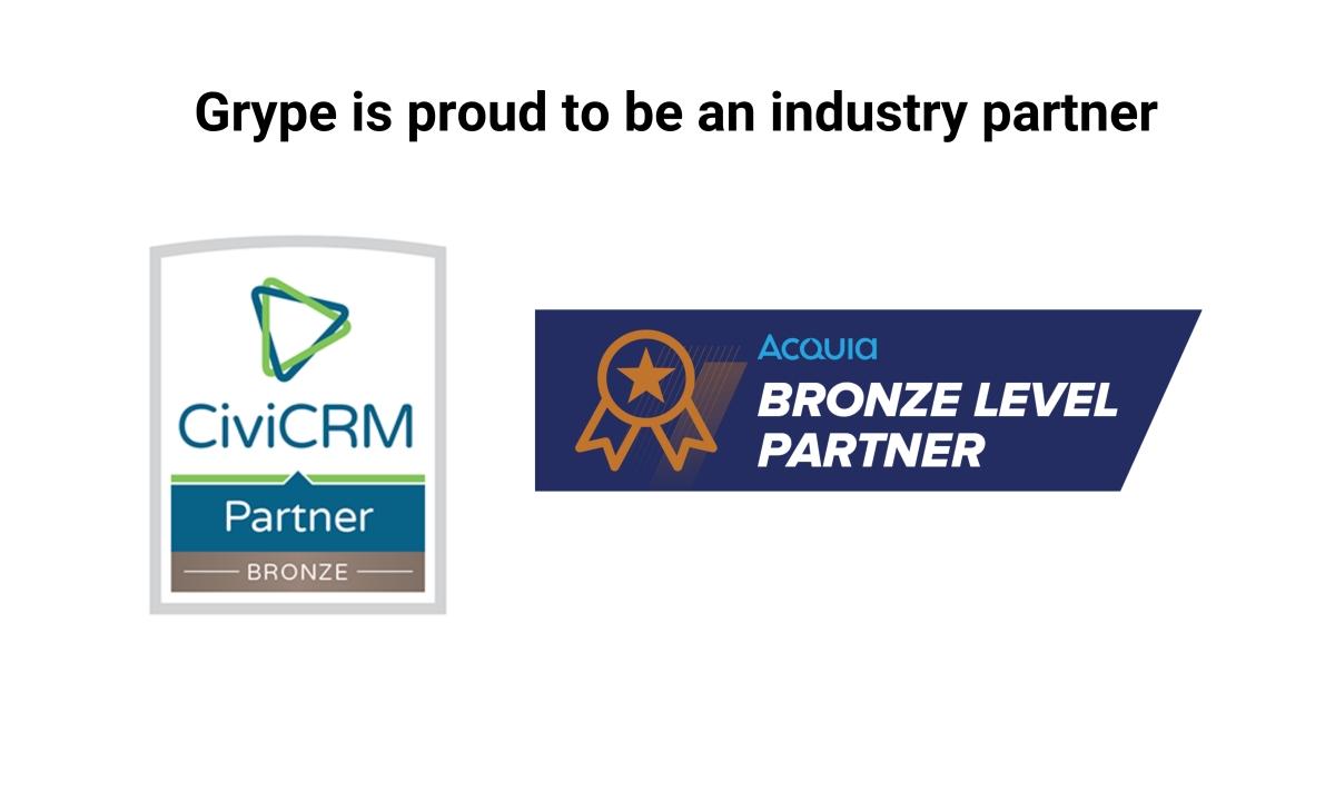 Industry partner badges